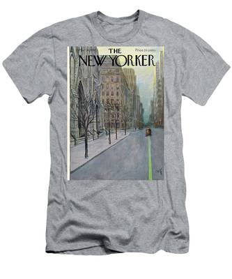 New Yorker March 16th, 1957 Men's T-Shirt (Athletic Fit)