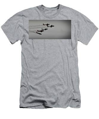 Norteast Raiders At The Greenwood Lake Airshow 2012 Men's T-Shirt (Athletic Fit)