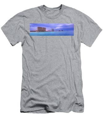 Panama City Beach Men's T-Shirt (Athletic Fit)