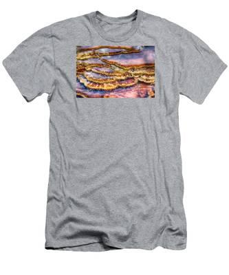 Pancakes Hot Springs Men's T-Shirt (Athletic Fit)