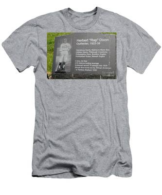 Rap Dixon Men's T-Shirt (Athletic Fit)