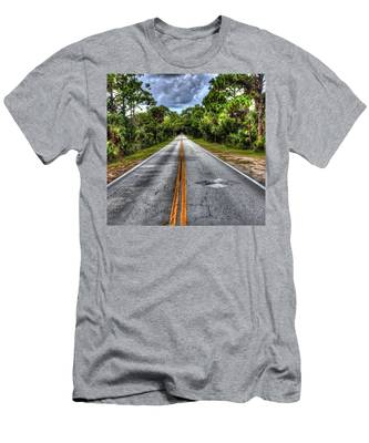 Road To No Where Men's T-Shirt (Athletic Fit)