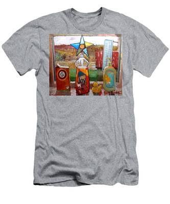 St013 Men's T-Shirt (Athletic Fit)