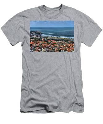Tel Aviv Spring Time Men's T-Shirt (Athletic Fit)