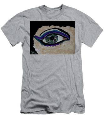 The Watcher Men's T-Shirt (Athletic Fit)