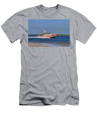 United States Coast Guard Men's T-Shirt (Athletic Fit)