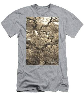 The Wicked Tree Men's T-Shirt (Athletic Fit)
