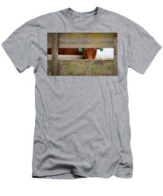 Men's T-Shirt (Athletic Fit) featuring the photograph 1206 by Carl Young