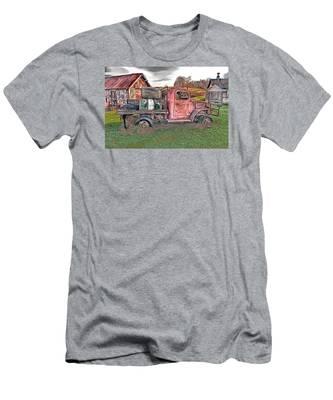 1941 Dodge Truck Men's T-Shirt (Athletic Fit)