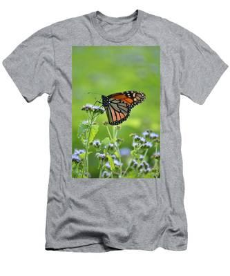 A Sip Of Mist Men's T-Shirt (Athletic Fit)