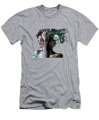 Alcohol Ink T-Shirts