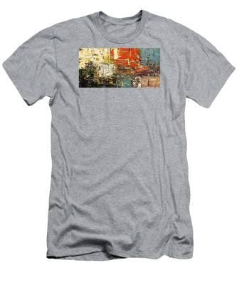 Artylicious Men's T-Shirt (Athletic Fit)
