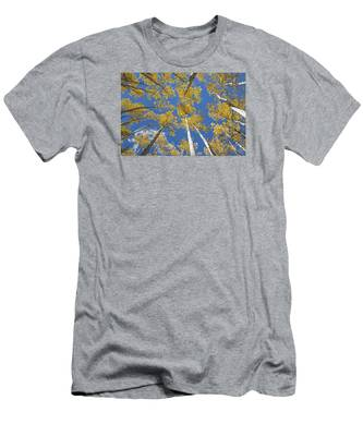 Aspen Inspiration Men's T-Shirt (Athletic Fit)