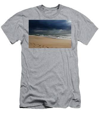 Believe - Jersey Shore Men's T-Shirt (Athletic Fit)