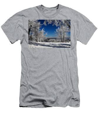 Blue Knob Men's T-Shirt (Athletic Fit)