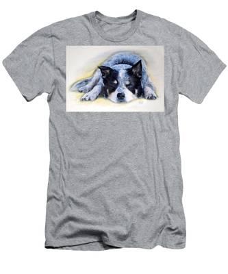 Bluey Men's T-Shirt (Athletic Fit)