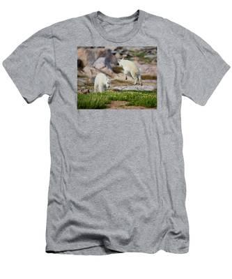 Bounder Men's T-Shirt (Athletic Fit)