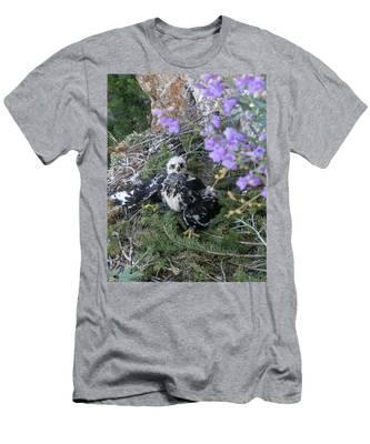 Cliffside Nest Men's T-Shirt (Athletic Fit)