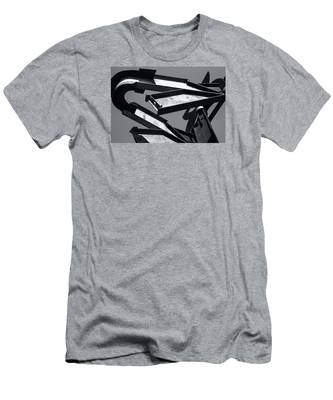 Crissy Field Iron Scuplture Men's T-Shirt (Athletic Fit)