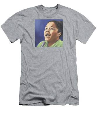 Etta James Men's T-Shirt (Athletic Fit)