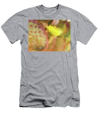 Flowering Pear Men's T-Shirt (Athletic Fit)