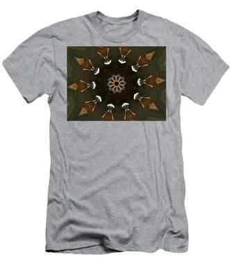 Geo 3 Men's T-Shirt (Athletic Fit)