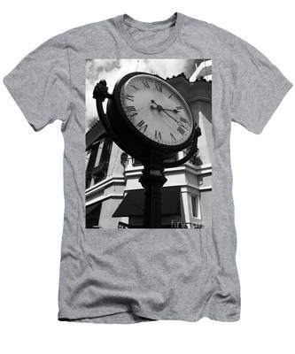 Given And Taken Men's T-Shirt (Athletic Fit)