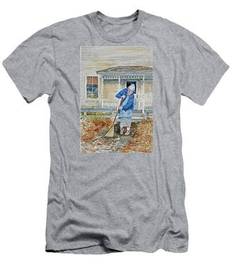 Grandma Men's T-Shirt (Athletic Fit)