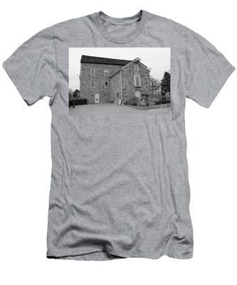 Hunterdon Art Museum Men's T-Shirt (Athletic Fit)