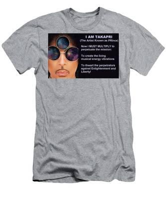 I Am Takapri Men's T-Shirt (Athletic Fit)