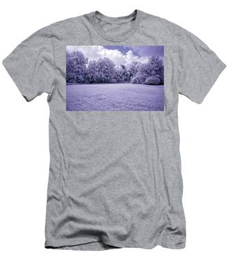 Infrared In Glasgow Ky Men's T-Shirt (Athletic Fit)