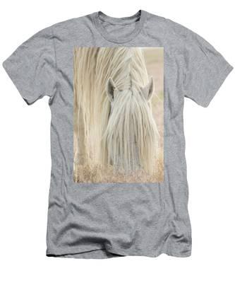 Ivory Men's T-Shirt (Athletic Fit)