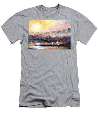 Kakadu Men's T-Shirt (Athletic Fit)