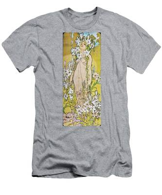 Designs Similar to Le Lyslily by Alphonse Mucha