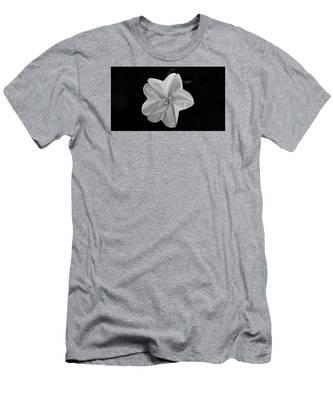 Moon Flower Men's T-Shirt (Athletic Fit)