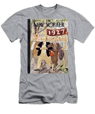 New Yorker June 7 1952 Men's T-Shirt (Athletic Fit)