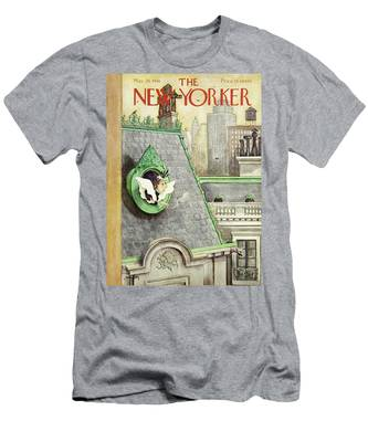 New Yorker May 24 1941 Men's T-Shirt (Athletic Fit)
