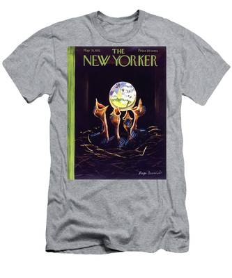 New Yorker May 31 1952 Men's T-Shirt (Athletic Fit)