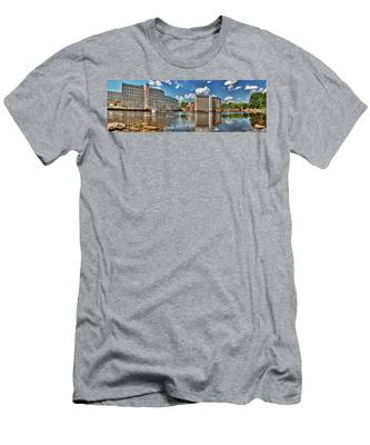 Newmarket Mills Men's T-Shirt (Athletic Fit)