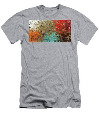 Now Or Never Men's T-Shirt (Athletic Fit)