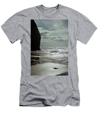Oregon Coast 5 Men's T-Shirt (Athletic Fit)