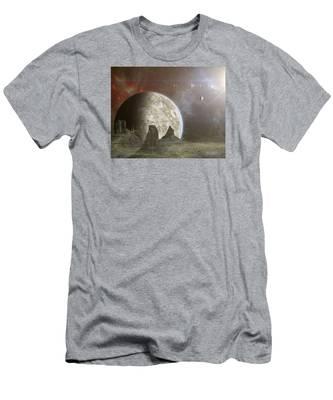 Phobos Men's T-Shirt (Athletic Fit)