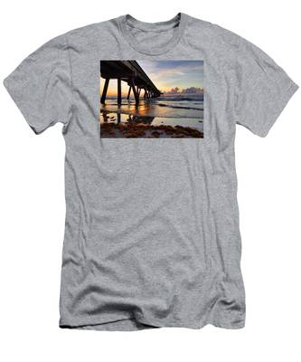 Reflections On The Water Men's T-Shirt (Athletic Fit)
