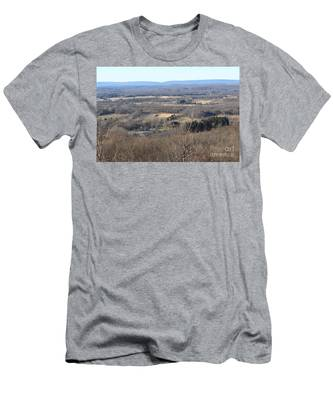 Rt 80 Scenic Ovelook Allamuchy 2 Men's T-Shirt (Athletic Fit)
