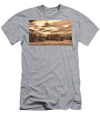 Rustic Barn 2 Men's T-Shirt (Athletic Fit)