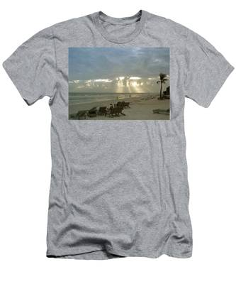 Sanibel Island Fl Men's T-Shirt (Athletic Fit)