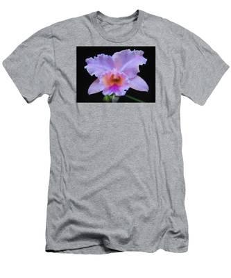 Serendipity Orchid Men's T-Shirt (Athletic Fit)