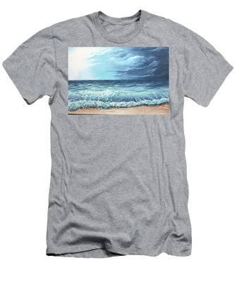 Storm Front Men's T-Shirt (Athletic Fit)