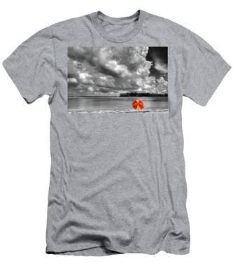 Sun Shade Men's T-Shirt (Athletic Fit)