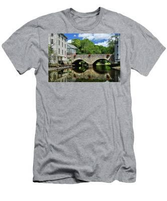 The Choate Bridge Men's T-Shirt (Athletic Fit)